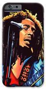 Bob Marley iPhone Case by Paul Meijering