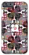 Boxer Abstract 20130126v4 iPhone Case by Wingsdomain Art and Photography