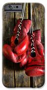 Boxing Gloves - Now retired iPhone Case by Paul Ward