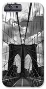 Brooklyn Bridge iPhone Case by Delphimages Photo Creations