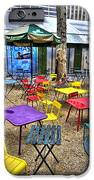 Bryant Park in Vivid Color iPhone Case by Laura Bode