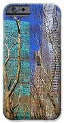 Bryant Park iPhone Case by Mariola Bitner