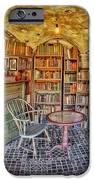 Castle Map Room iPhone Case by Susan Candelario