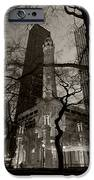 Chicago Water Tower B W iPhone Case by Steve Gadomski