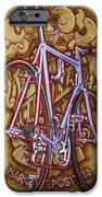 Cinelli Laser bicycle iPhone Case by Mark Howard Jones