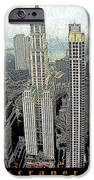 Classic Skyscrapers of America 20130428 iPhone Case by Wingsdomain Art and Photography