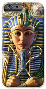 Cleo Tut Neffi Triptych iPhone Case by Andrew Farley