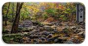 Clifty Creek In Hdr iPhone Case by Paul Mashburn