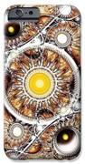 Clockwork iPhone Case by Anastasiya Malakhova