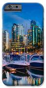 Coal Harbour iPhone Case by Ian Stotesbury