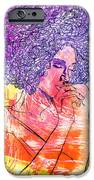 Colored Woman iPhone Case by Kenal Louis