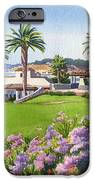 Community Center at Del Mar iPhone Case by Mary Helmreich