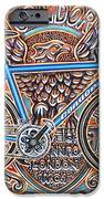 Condor Baracchi iPhone Case by Mark Howard Jones