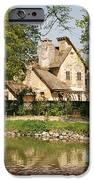 Cottage in the Hameau de la Reine iPhone Case by Jennifer Lyon