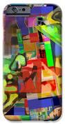daas 1h iPhone Case by David Baruch Wolk