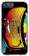 Daft Punk  iPhone Case by Marvin Blaine