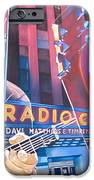 Dave matthews and Tim Reynolds at Radio City iPhone Case by Joshua Morton