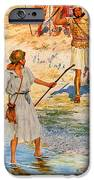 David and Goliath iPhone Case by William Henry Margetson