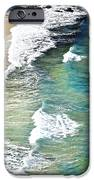 Days that Last Forever Waves That Go On In Time iPhone Case by Artist and Photographer Laura Wrede