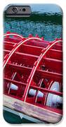 Delta Queen Paddle Wheel iPhone Case by Kay Pickens