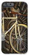 Demon path racer bicycle iPhone Case by Mark Howard Jones