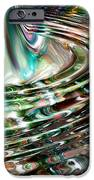 Digital liquid iPhone Case by Cheryl Young