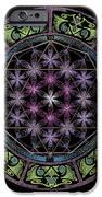 Divine Feminine Energy iPhone Case by Keiko Katsuta