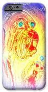 dogs are the truest iPhone Case by Hilde Widerberg