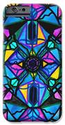 Dopamine iPhone Case by Teal Eye  Print Store