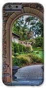 Down The Garden Path iPhone Case by Lara Ellis