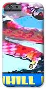 Downhill Racer iPhone Case by Mike Moore FIAT LUX