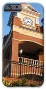 Duluth Clock Tower iPhone Case by Cheryl Hardt Art