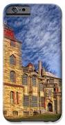 Eclectic Castle iPhone Case by Susan Candelario