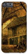 Evening Twilight Fades Away iPhone Case by Lois Bryan