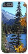 Fall at Bear Lake iPhone Case by Tranquil Light  Photography