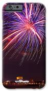 Fire flower iPhone Case by Rima Biswas
