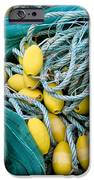 Fishing Nets iPhone Case by Frank Tschakert