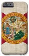 Florida State Flag iPhone Case by Pixel Chimp