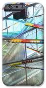 Flying Inside Ferris Wheel iPhone Case by Luther   Fine Art