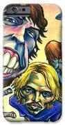 Foo Fighters iPhone Case by John Ashton Golden