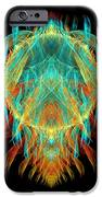 Fractal - Insect - I found it in my cereal iPhone Case by Mike Savad