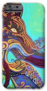 Gargoyle Lion 3 iPhone Case by Genevieve Esson