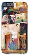 Gateway Into  The  Pueblo iPhone Case by Frances Marino