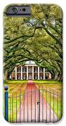 Gateway to the Old South paint iPhone Case by Steve Harrington