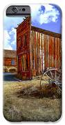Ghost Towns in the SouthWest iPhone Case by  Bob and Nadine Johnston