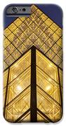Glass Pyramid iPhone Case by Brian Jannsen