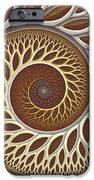Glynn Spiral No. 2 iPhone Case by Mark Eggleston