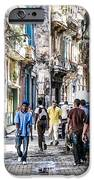 Havana Street VII iPhone Case by Jim Nelson