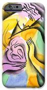 Heart iPhone Case by Leon Zernitsky