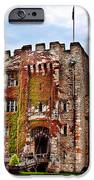 Hever Castle iPhone Case by Chris Thaxter